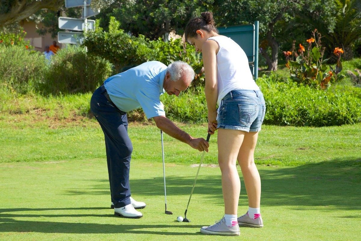 Anfänger Golfkurs auf Mallorca