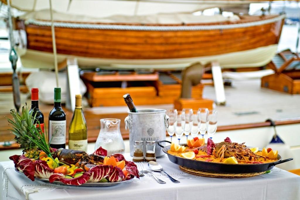 classic sailing yacht mallorca