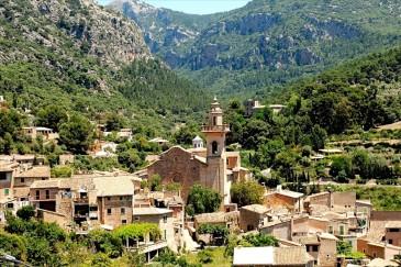 Bergdörfer Mallorca