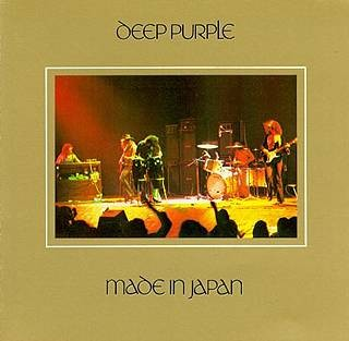 ProJect LP Deep Purple - Made in Japan
