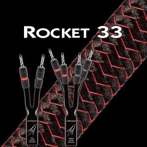 Audioquest Rocket 33 (SBA) 3m banániky