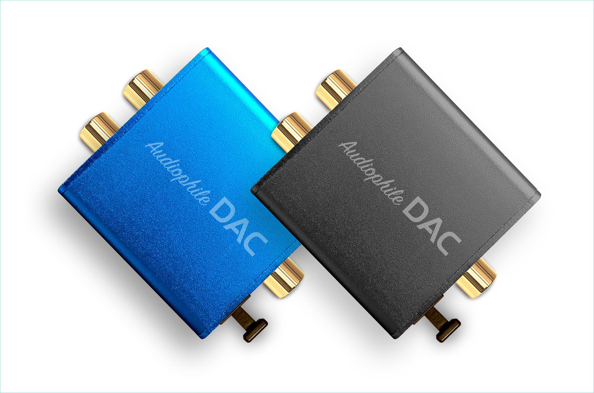 Space  Audiophile DAC