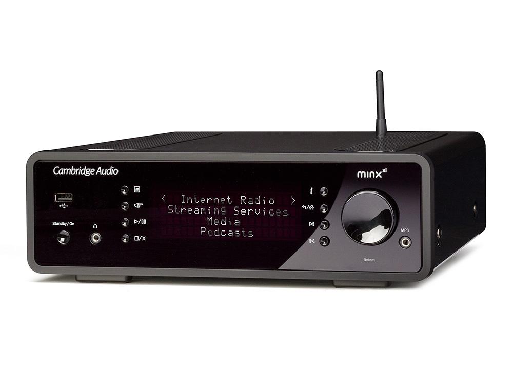 Cambridge Audio MINX XI Čierna
