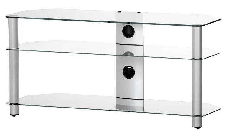 Sonorous Neo 3130 C-SLV - čirá skla / stříbrné nohy Strieborná