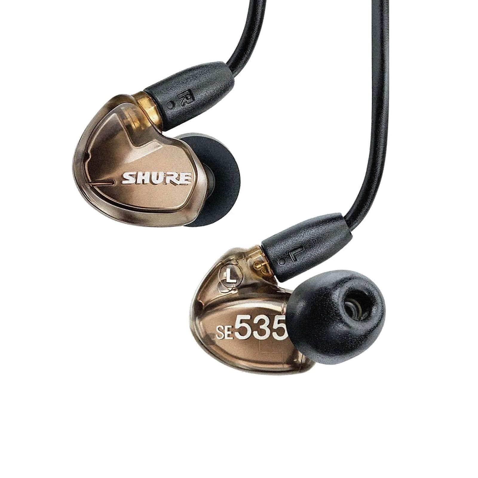 Shure SE535 Metalic Bronz