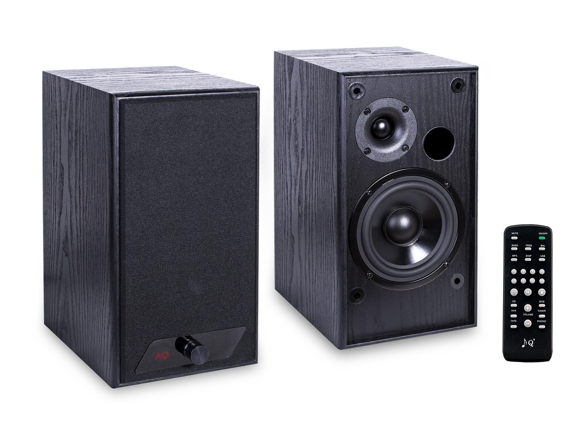 AQ M24D multimedia čierna