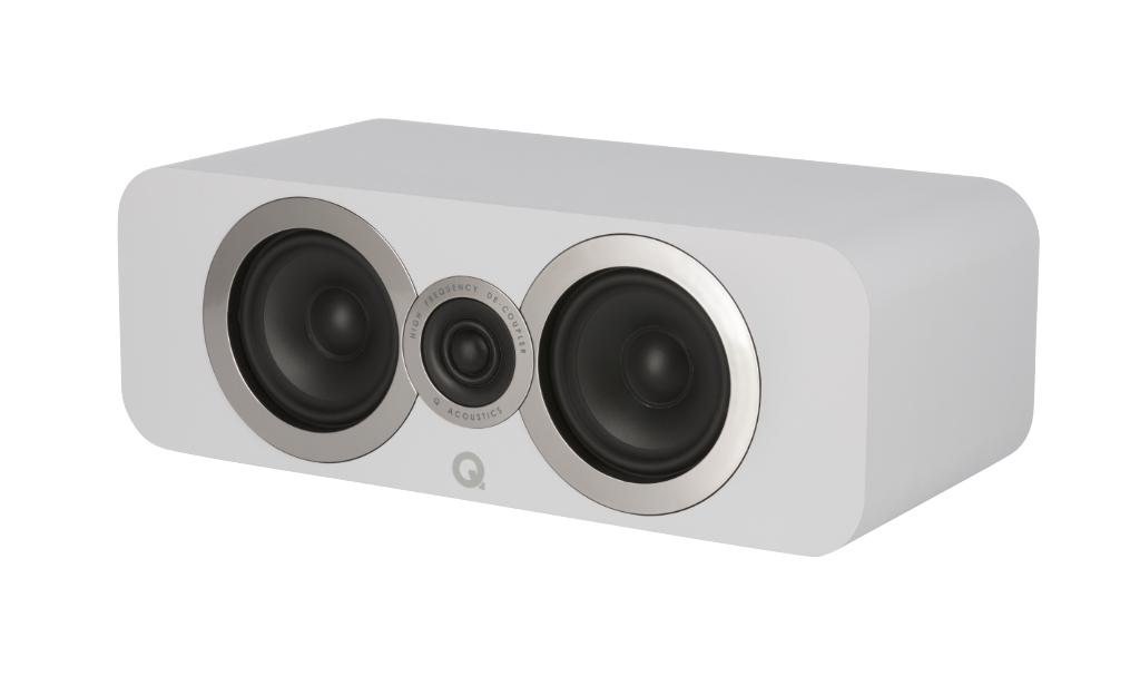 Q Acoustics 3090Ci arktická biela