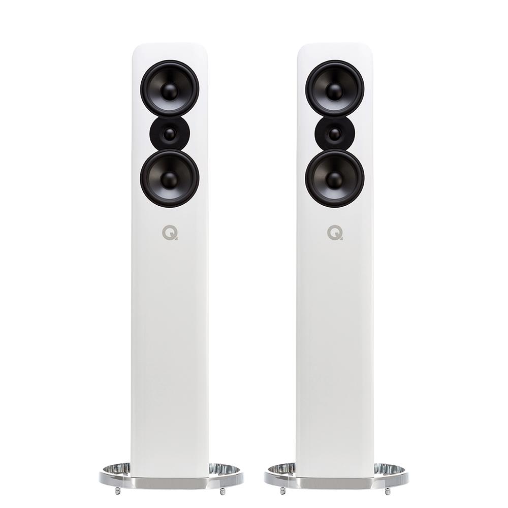 Q Acoustics Concept 500 (Demo kus) Biela