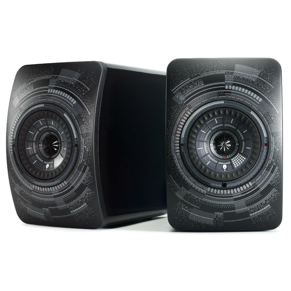 KEF LS50 Wireless Nocturne Black