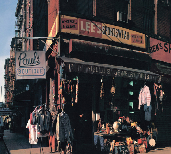VINYL Beastie Boys • Paul's Boutique (LP)