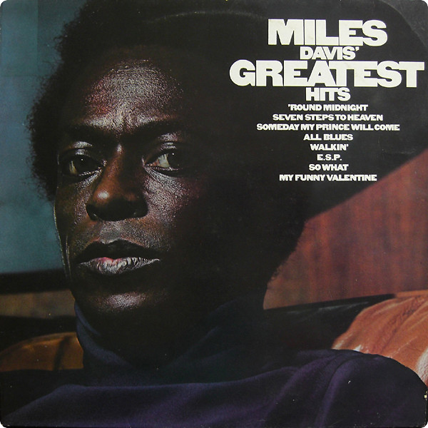 VINYL Davis Miles • Greatest Hits / 1969 (LP)