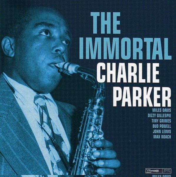VINYL Parker Charlie • Immortal Charlie Parker (LP)