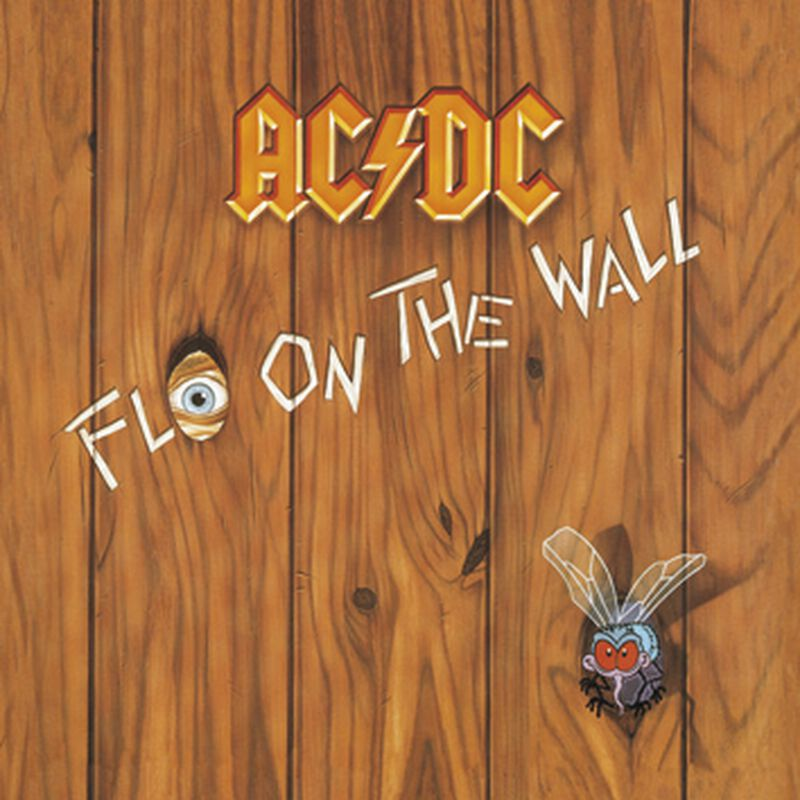 VINYL AC/DC Fly On The Wall