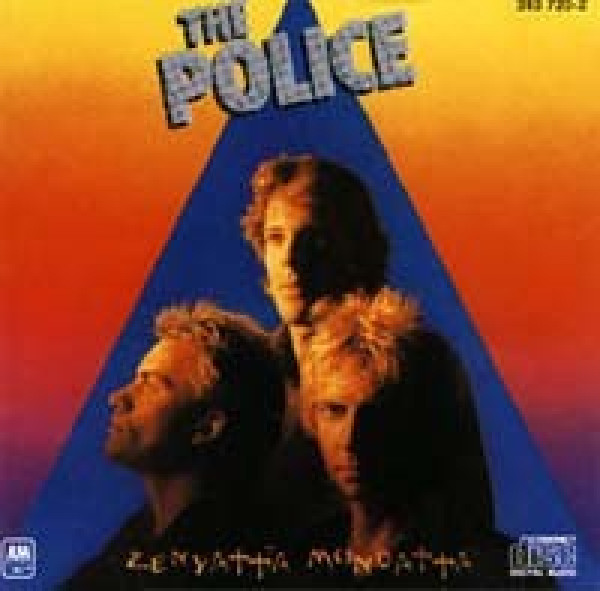 VINYL The Police • Zenyatta Mondatta (LP)