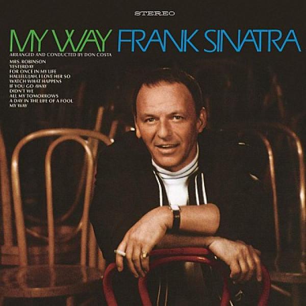 VINYL Sinatra Frank • My Way (LP)