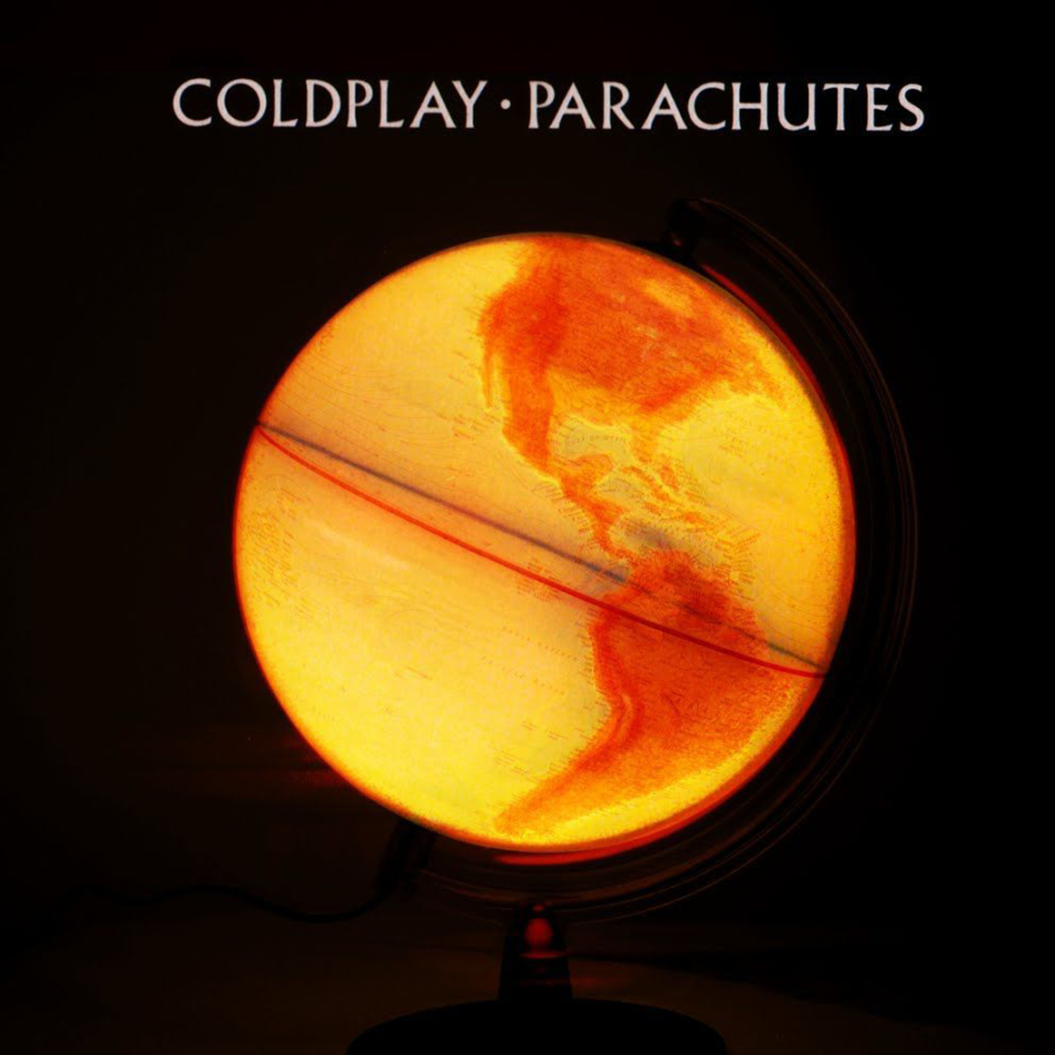 VINYL Coldplay • Parachutes / Translucent Yellow Vinyl (LP)