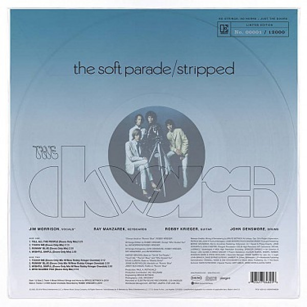 VINYL The Doors • The Soft Parade: Doors Only Mix - RSD (LP)
