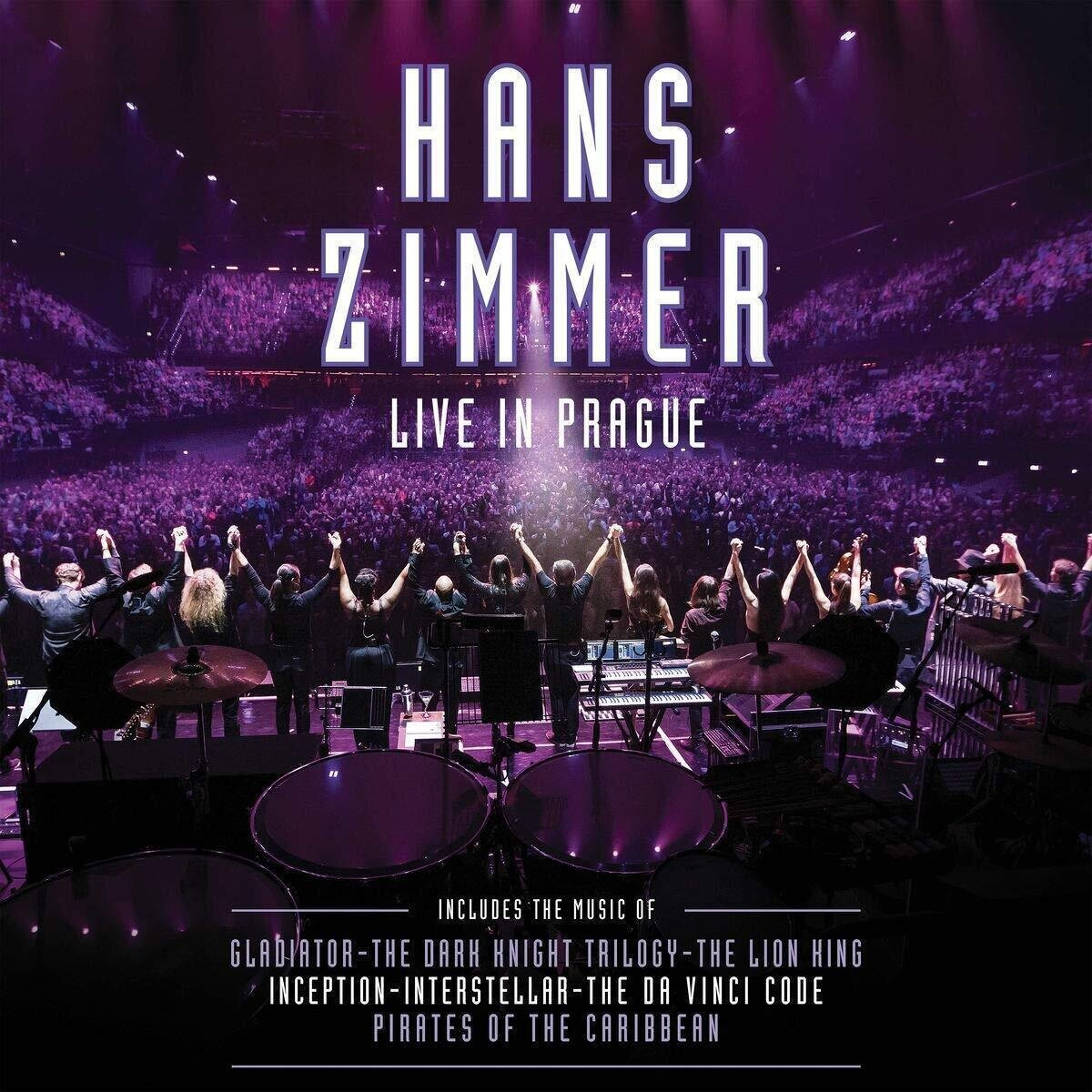 VINYL Zimmer Hans • Live In Prague (4LP)