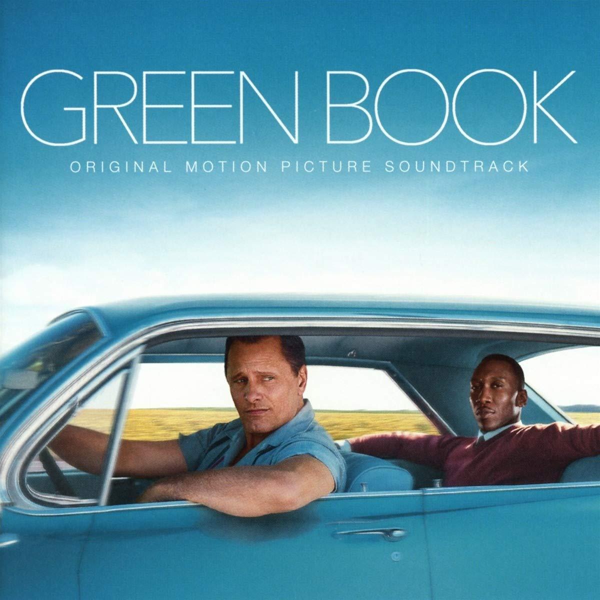 VINYL Green Book (LP) / Music by Bowers Kris