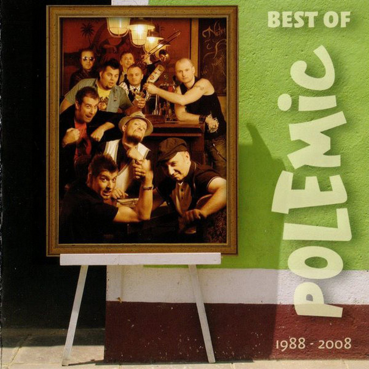 VINYL Polemic • Best Of 1988 - 2008 2LP