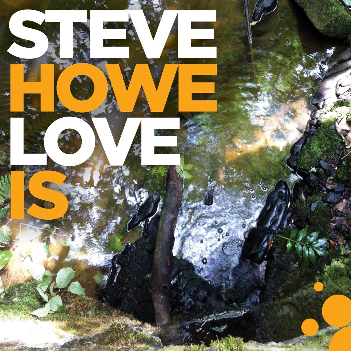 VINYL Howe Steve • Love Is (LP)