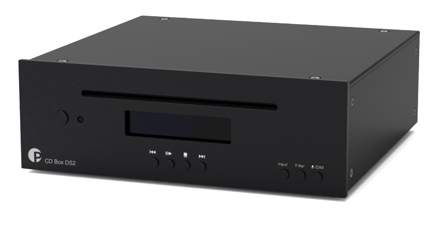 ProJect CD BOX DS2 Black