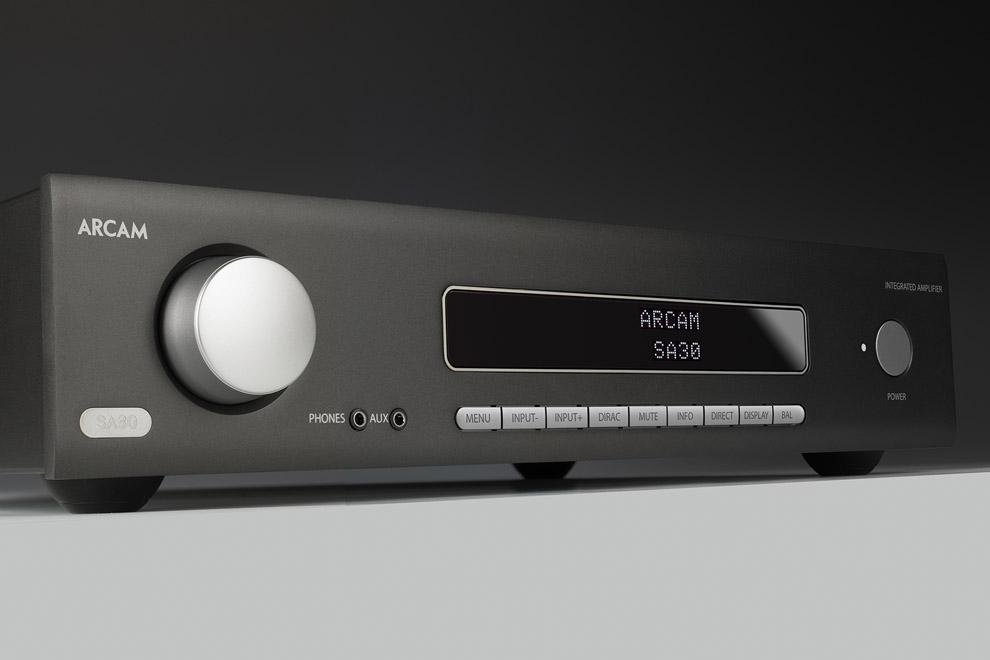 Arcam HDA SA30 - Hi-Fi integrovaný zosilňovač