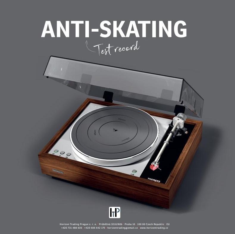 HTP ANTI-SKATING Test record