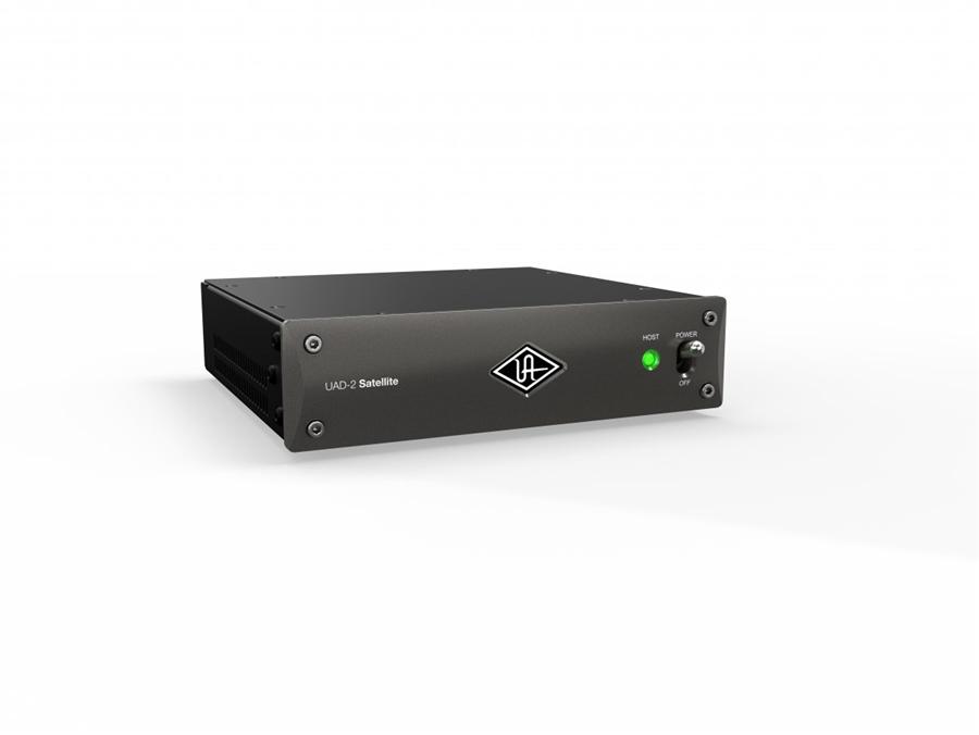Universal Audio UAD-2 Satellite TB3 OCTO Custom