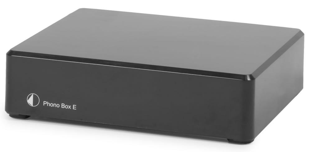 ProJect Phono Box E čierny