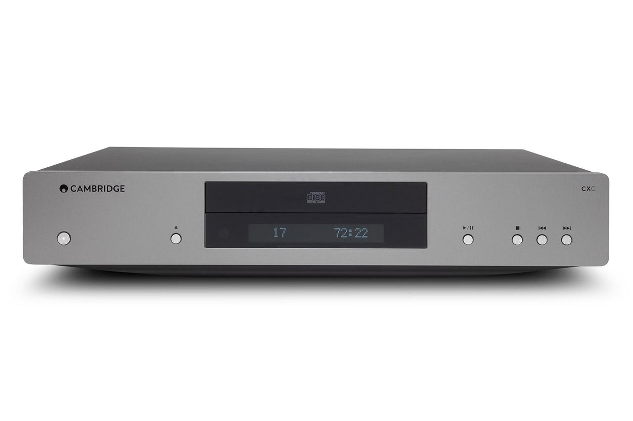 Cambridge Audio CXC v2 lunar grey