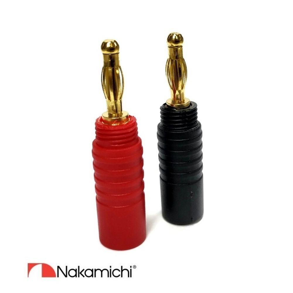 Nakamichi Banana Plugs N0532