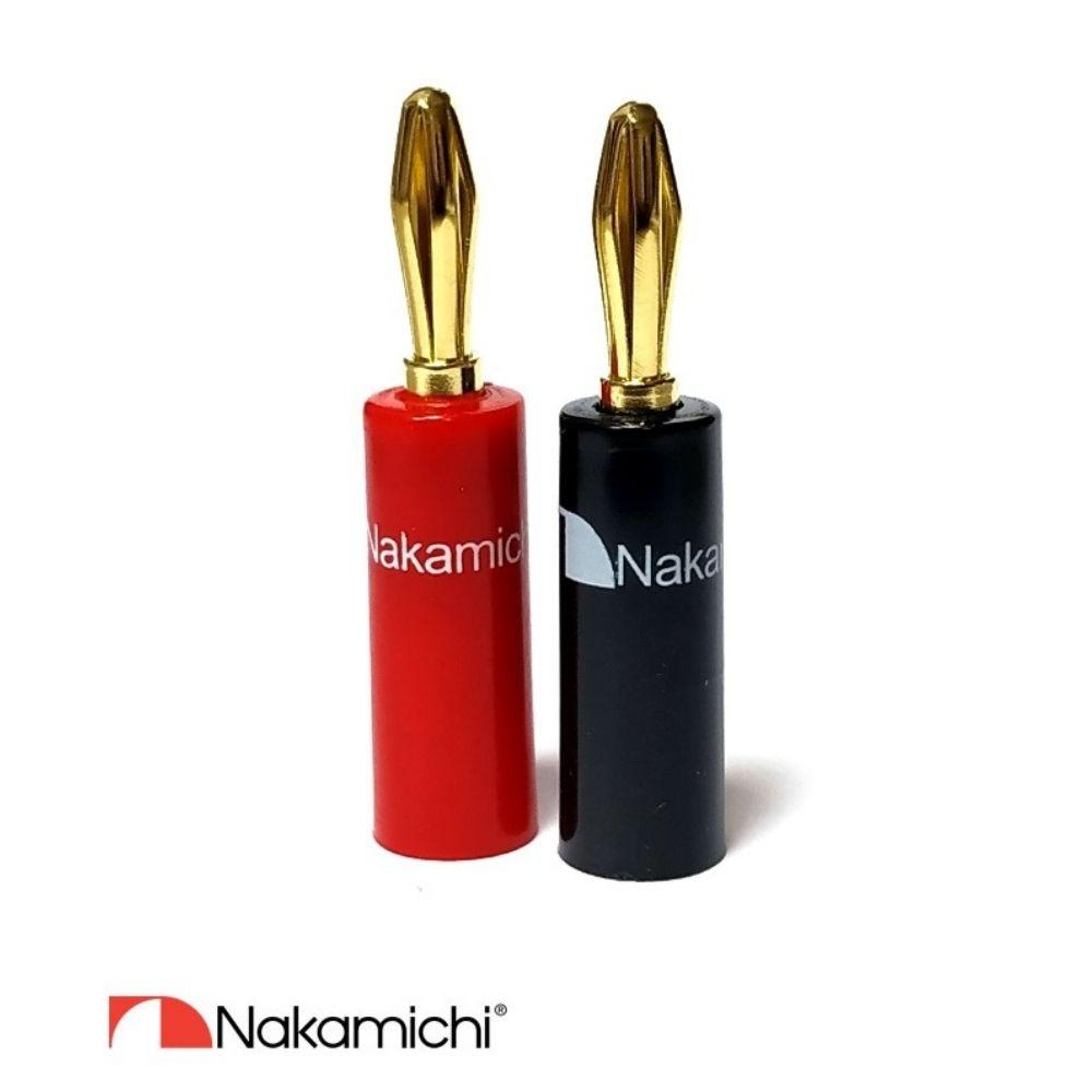 Nakamichi Banana Plugs N0533