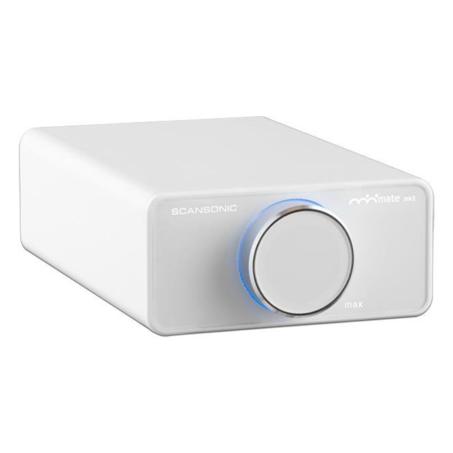 Scansonic minimate A200 mkII  White ALU/High Gloss