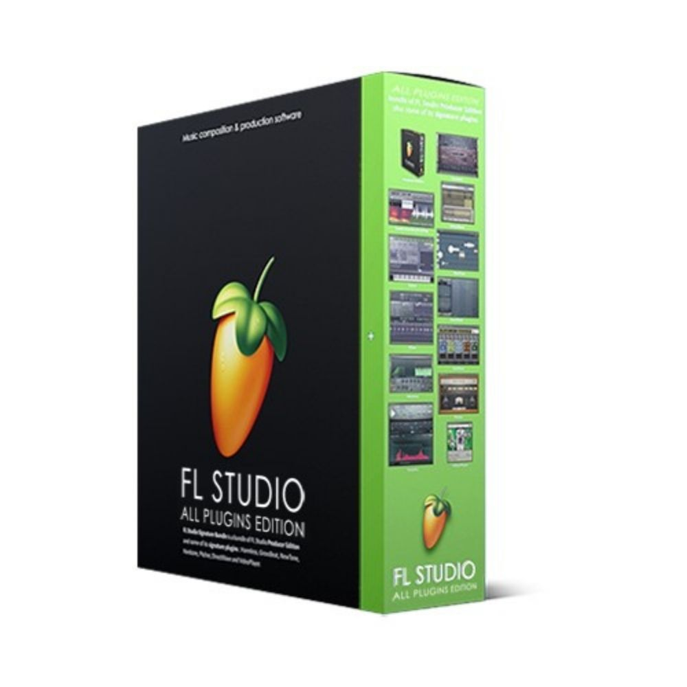 Image-Line Studio All Plugin Editio