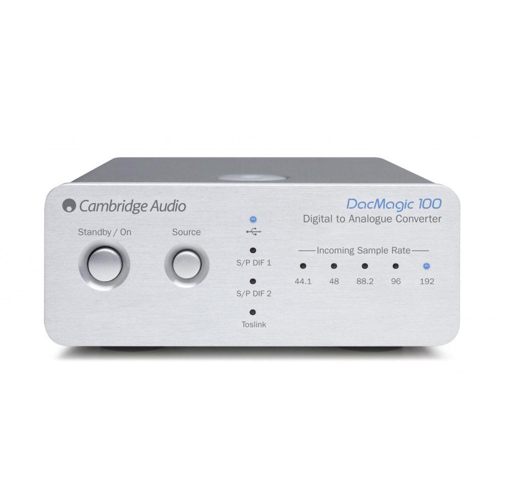 Cambridge Audio DAC MAGIC 100  Strieborná
