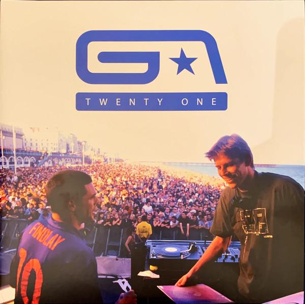 VINYL Groove Armada • Twenty One 2LP