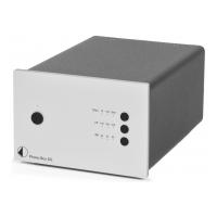 ProJect Phono Box DS Stříbrný