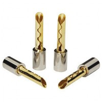 Audioquest Crimp BFA / G gold
