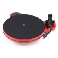 ProJect RPM 1 Carbon + 2M Red piano červený