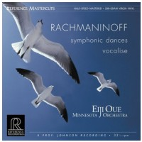 ProJect LP Rachmaninoff - Symphonic Dances