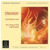 ProJect LP Stravinsky - The Firebird Suite / The Song Of The Nightingale