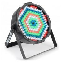 BeamZ LED FlatPAR 186x 10mm RGBW, DMX
