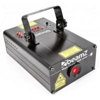 BeamZ Laser Mega Cluster 600mW RGB, DMX