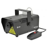 QTX QTFX-400, výrobník mlhy s dálkovým ovladačem 400W