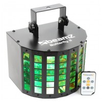 BeamZ LED Butterfly II 6x3W RGBAWP