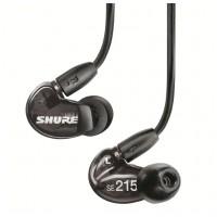 Shure SE215 Čierna