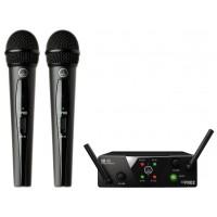 AKG WMS 40 Mini Dual Vocal Set US25B/D