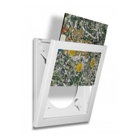 ProJect Display Flip Frames  WHITE