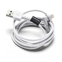 Urbanears The Thunderous Charge/Sync Cable Lightning White